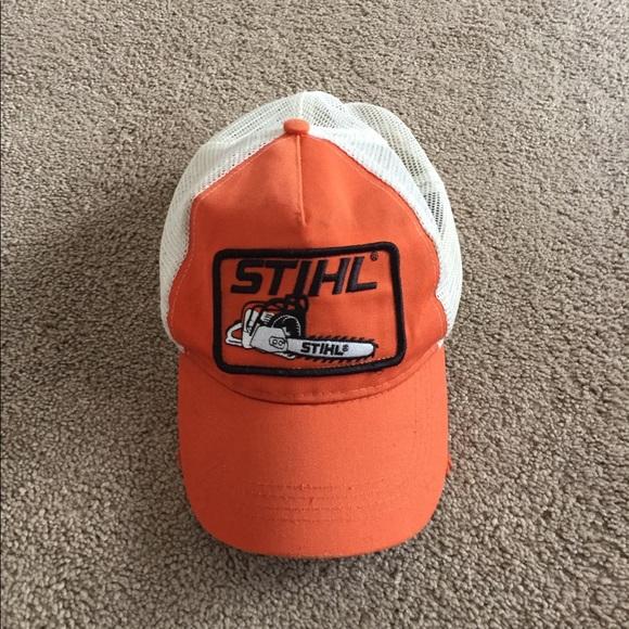 a7a5e3404 Stihl Hat